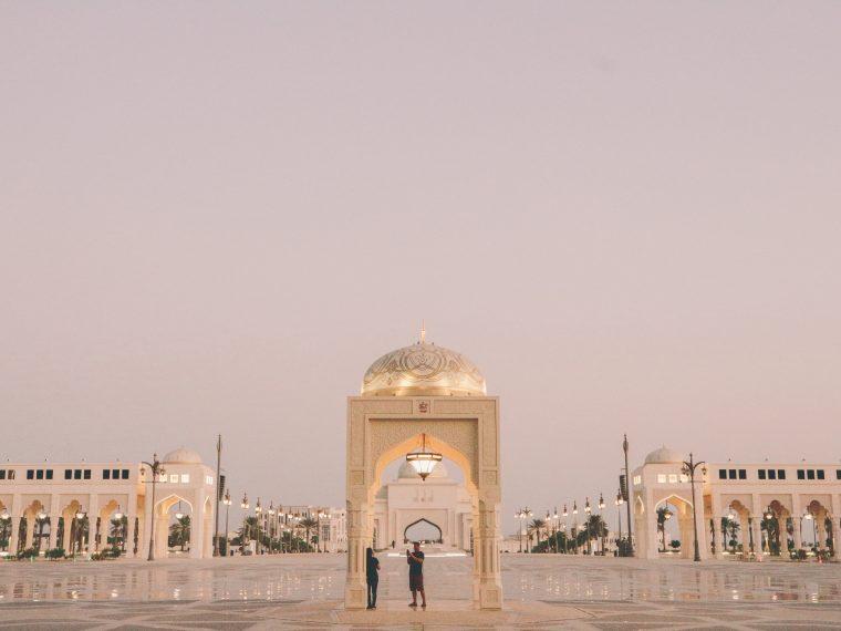 Abu Dhabi & Dubai, UAE (2019)
